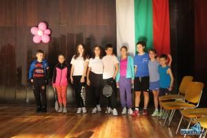 badminton turnir