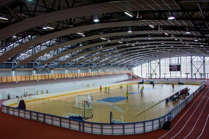 спортна зала камчия