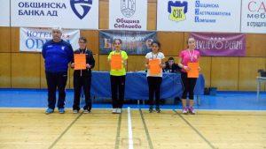 севлиево състезание по бадминтон