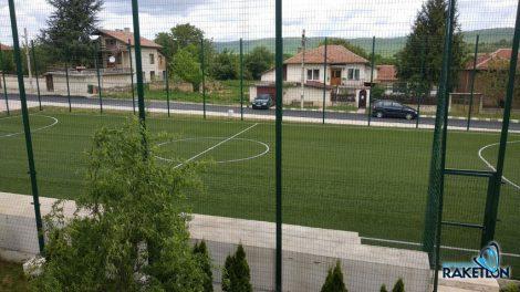 игрище за футбол село аспарухово