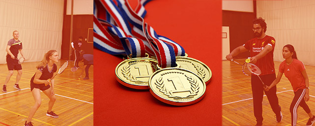 Rector's Summer Cup Badminton Tournament 2021