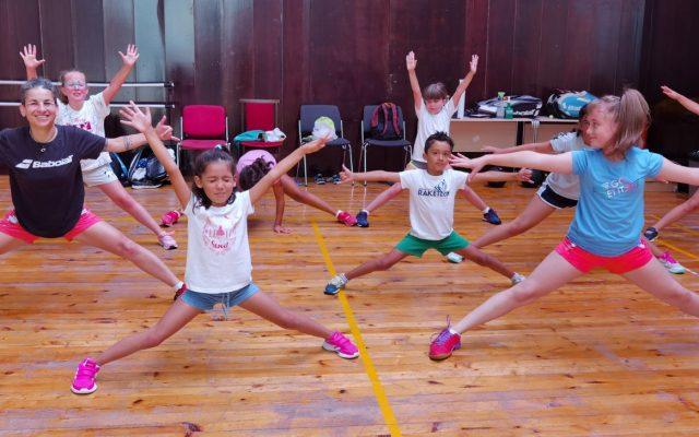 Варна спорт за деца бадминтон