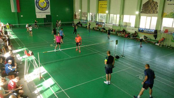 badminton ruse